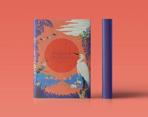 Birds of Anatolia Book Cover
