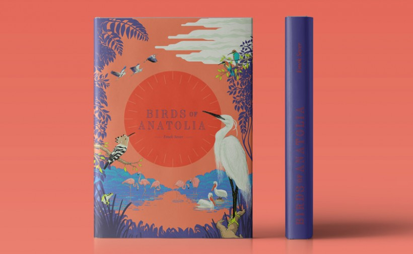 Birds of Anatolia Book Cover